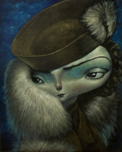 Big Fur By Tony Giles - SOLD