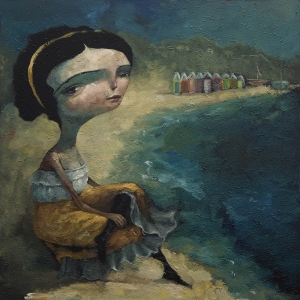 Penelope By Tony Giles - SOLD